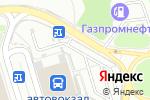 Схема проезда до компании Теплотерм в Москве