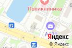 Схема проезда до компании СУ-111 в Коммунарке