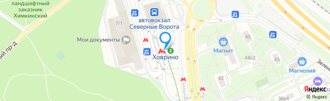 метро Ховрино