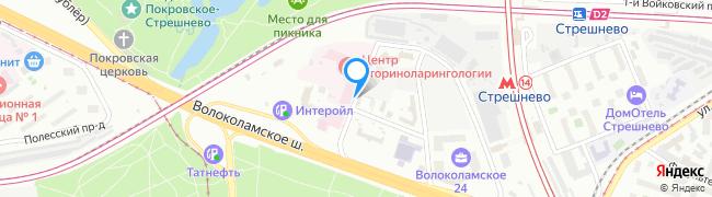 проезд Красногорский 3-й