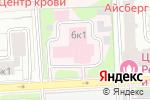Схема проезда до компании Научный центр экспертизы средств медицинского применения в Москве