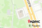 Схема проезда до компании Первый Чешско-Российский Банк в Москве