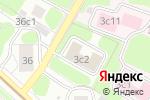 Схема проезда до компании Отдел Военного комиссариата г. Москвы в Москве