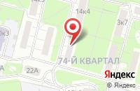 Схема проезда до компании Вегаком в Москве
