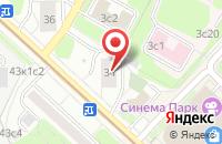 Схема проезда до компании Московское историко-литературное общество  в Москве