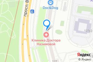 Снять однокомнатную квартиру в Москве пр-т Вернадского, 127