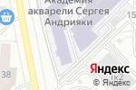 Схема проезда до компании Полиграфический центр на ул. Академика Варги в Москве