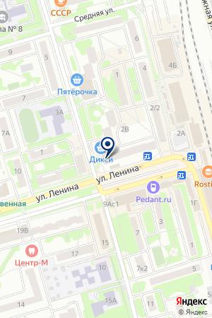 АПТЕКА № 59 03 на карте Чехова