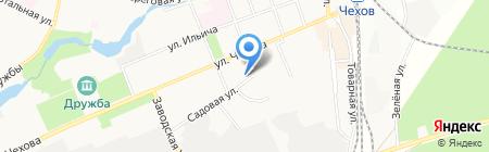+24 на карте Чехова