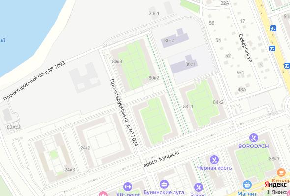 жилой комплекс Бунинские луга
