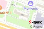 Схема проезда до компании Союз производителей цемента в Москве