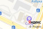 Схема проезда до компании Помор Лес в Москве