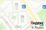 Схема проезда до компании ТЕПЛЫЙ СТАН-7 в Москве
