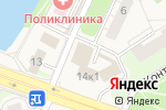 Схема проезда до компании СОГАЗ-МЕД в Москве