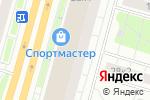 Схема проезда до компании Бабушка Тоня в Москве