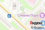 Схема проезда до компании Валент в Москве