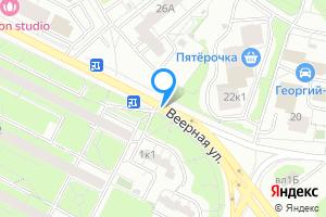 Снять комнату в Москве Веерная ул.