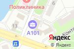 Схема проезда до компании ТерраГеоКом в Москве