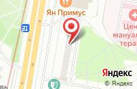 Схема проезда до компании Терморесурс в Москве