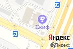 Схема проезда до компании Vinotti в Москве