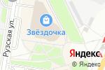 Схема проезда до компании Ортовен в Москве