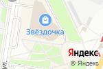Схема проезда до компании Kira Plastinina в Москве