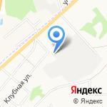 Щекинский завод ЖБИ на карте Щёкино