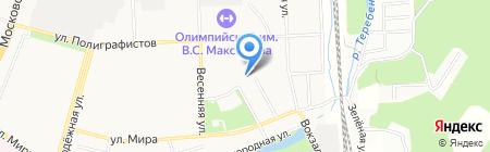 Детский сад №51 на карте Чехова