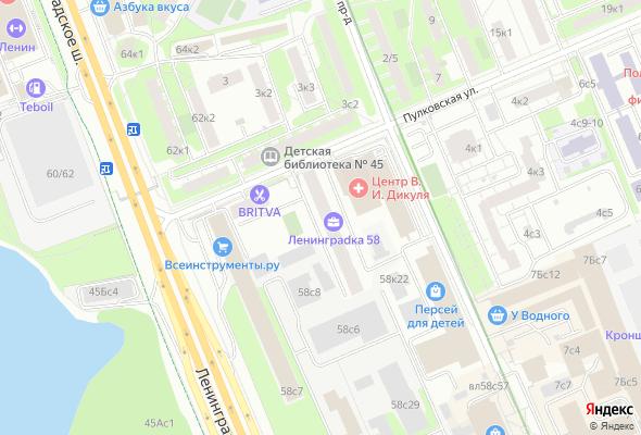 продажа квартир ЛЕНИНГРАDКА 58 (ЛЕНИНГРАДКА 58)