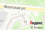 Схема проезда до компании Newbodyka в Москве