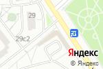 Схема проезда до компании МосКард в Москве