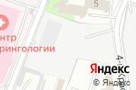 Схема проезда до компании MYautoLAB в Москве