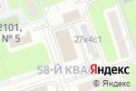 Схема проезда до компании ТСК МЕТРОЛОГИЯ в Москве
