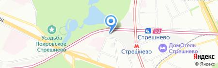 УазМастер на карте Москвы