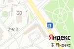 Схема проезда до компании Продукты здоровья в Москве