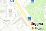 Схема проезда до компании MobiStart в Москве