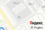 Схема проезда до компании 100 улыбок в Москве