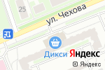 Схема проезда до компании Магазин товаров для праздника в Чехове