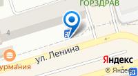 Компания Киоск по продаже хлебобулочных и кондитерских изделий на карте