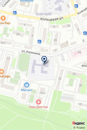 ШКОЛА СРЕДНЕГО ОБЩЕГО ОБРАЗОВАНИЯ № 2 на карте Лобни