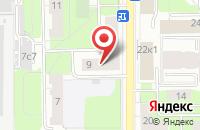 Схема проезда до компании Иванфедоров в Москве