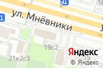 Схема проезда до компании Магнолия в Москве