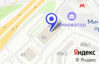 Схема проезда до компании КОНСАЛТИНГОВАЯ КОМПАНИЯ GMES в Москве