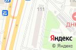 Схема проезда до компании Аптемир в Москве