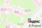 Схема проезда до компании Городская клиническая больница №52 в Москве