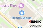 Схема проезда до компании De Salitto в Москве