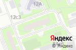 Схема проезда до компании Салон-парикмахерская на Конаковском проезде в Москве