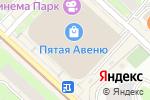 Схема проезда до компании Dry & Go в Москве