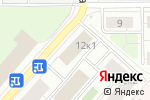 Схема проезда до компании Artrange в Москве