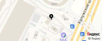 АВТОКРУГ-СЕРВИС на карте Москвы